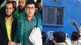 জেলা যুবদল সদস্য সচিব মকসুদ আহমদকে জেল হাজতে প্রেরণ