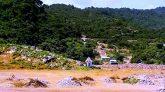 চাঁরাগাঁও সীমান্তে রাজস্ব ফাঁকি দিয়ে পাথর পাচার