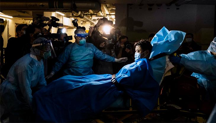 করোনা ভাইরাসে ৮০ জনের মৃত্যু, বাড়ছে আতঙ্ক