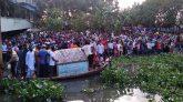 করোনা: ভয়াবহ পরিস্থিতির দিকে নারায়ণগঞ্জ