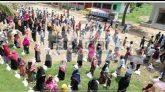 জুড়ীতে ১২শ'জনকে চেয়ারম্যান মাছুমের ঈদ উপহার
