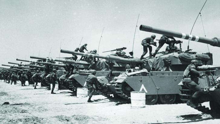 তৃতীয় আরব-ইসরায়েল যুদ্ধ