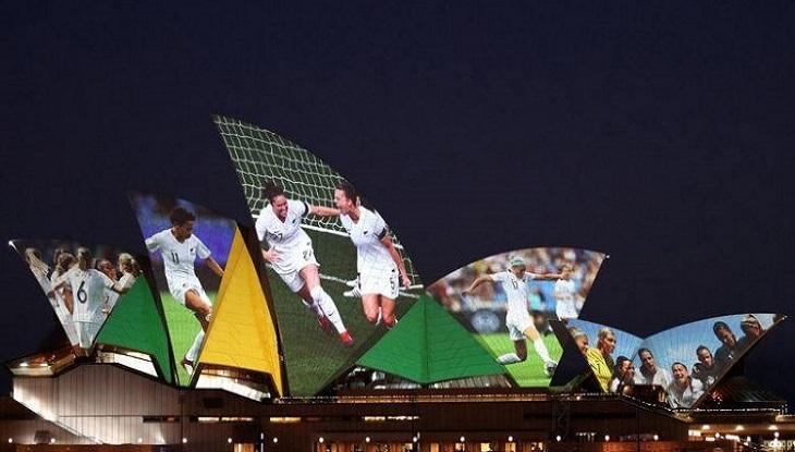 অস্ট্রেলিয়া-নিউজিল্যান্ডে এবার নারী ফুটবল বিশ্বকাপ