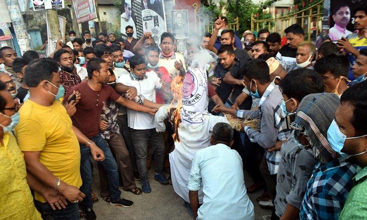 রংপুরে জাপা মহাসচিব বাবলুকে অবাঞ্ছিত ঘোষণা