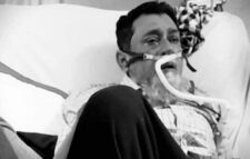 বদর উদ্দিন আহমদ কামরানের ভাইয়ের ইন্তেকাল