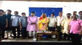 সুনামগঞ্জ প্রেসক্লাবের সভাপতি শাহানা রাব্বানী, সম্পাদক শেরগুল