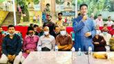 বাংলাদেশ সাম্প্রদায়িক সম্প্রীতির রোল মডেল : নাসির খান