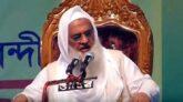 বেফাকের ভারপ্রাপ্ত সভাপতি আল্লামা মাহমুদুল হাসান
