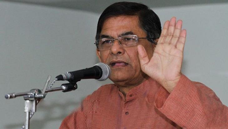 করোনা নয়, বিএনপি দমনে মরিয়া সরকার : ফখরুল