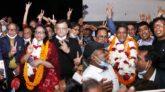 জাতীয় প্রেসক্লাব নির্বাচন: ফরিদা সভাপতি, ইলিয়াস সম্পাদক
