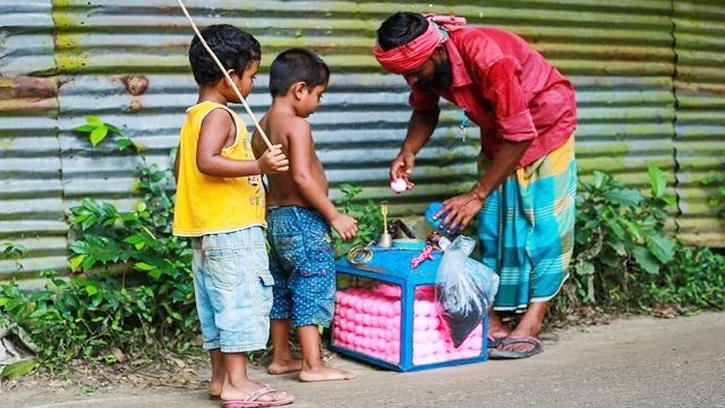 হাওয়াই মিঠাই: শৈশবের এক টুকরো আনন্দ