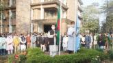 শাবিতে আন্তর্জাতিক মাতৃভাষা দিবস উদযাপন