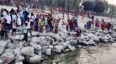 যমুনা নদীতে নিখোঁজ গৃহবধুর লাশ উদ্ধার