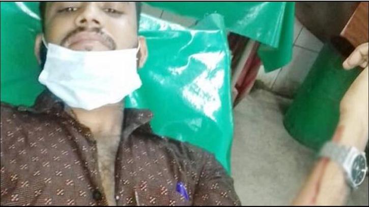মৌলভীবাজারে দিনে-দুপুরে ৪ লাখ টাকা ছিনতাই, যুবক আহত