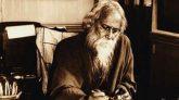 বিশ্বকবি রবী ঠাকুরের ৮০তম মৃত্যুবার্ষিকী আজ