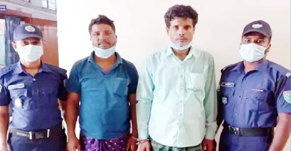 কনাইঘাটে চার সন্তানের জননীকে যৌন হেনস্তা: আটক ২