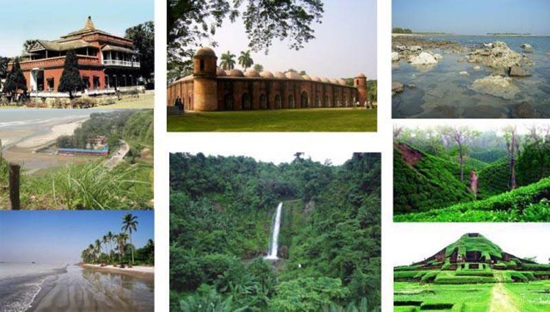 নৈস্বর্গিক সৌন্দর্য'র বাংলাদেশ